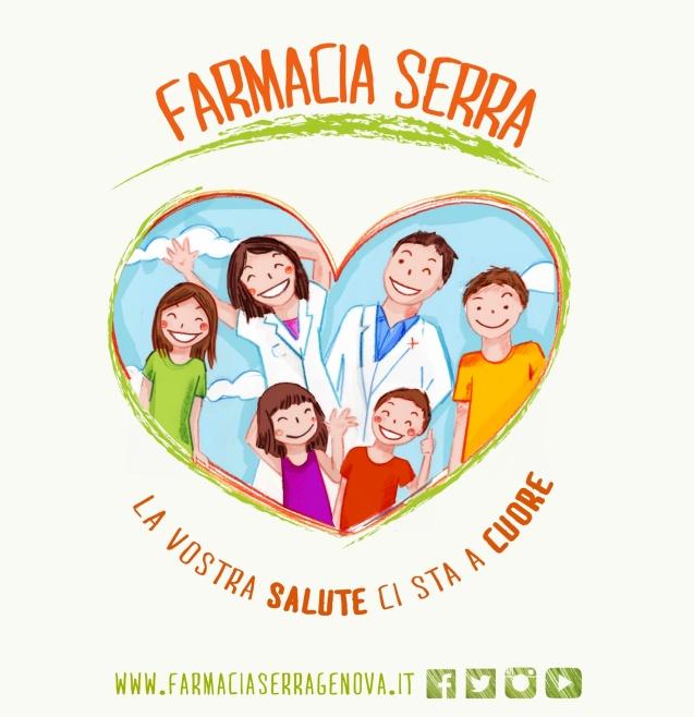Logo Farmacia Serra