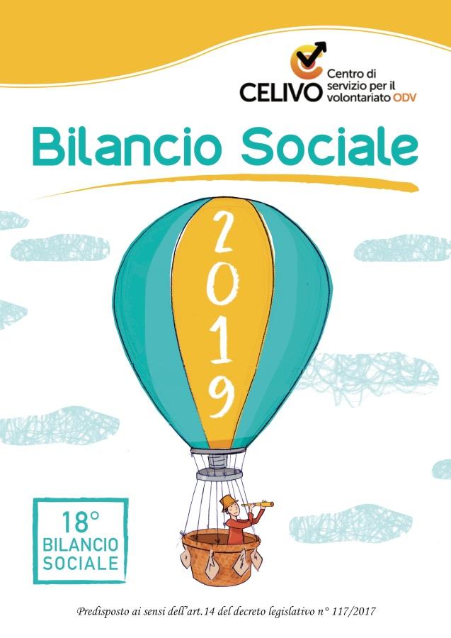 copertina bilancio Sociale Celivo